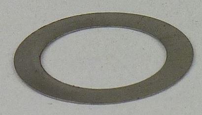 AUSGLEICHSSCHEIBE 40 X 50 X 1,0 DIN 988 Stahl blank