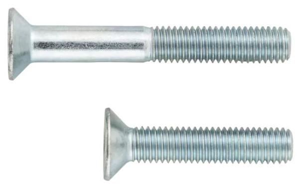 SENKKOPFSCHRAUBE M8 x 30 ISO 10642, 8.8 verzinkt