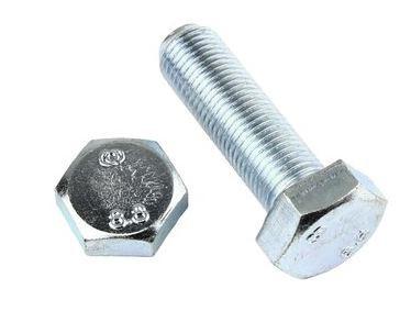 6-KANT-SCHRAUBE M10 x 1,25 x 35 DIN 961 ohne Schaft, 10.9