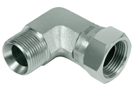 "EINSTELLBARER WINKEL 90° AGR1 1/2"" - DKR1 1/2"", max. 105 bar"
